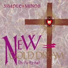Simple Minds - New Gold Dream (81/82/83/84) (NEW CD)