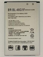 Replacement Battery for Verizon LG VS501 K20 TP260 K20 Plus BL-46G1F 2800mAh