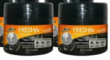 """ARMOR ALL Fresh-Fx """"NEW CAR"""" Scent Air Freshener (2) Scented Gel Cans *NEW .."""