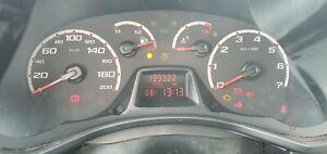 Ford Ka RU8 Tacho Tachometer Benzin 1,2 JJD 51793558 139.322 Tkm 51KW 69PS