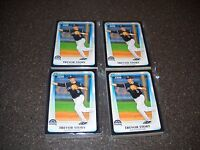 Lot of (100) 2011 Bowman #BDPP84 TREVOR STORY RC Rookies Rockies 1st rookie HOT!