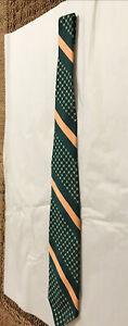 David Seymour Collection Tie Krusoe & Cummins Made In U.S.A