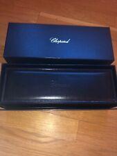 Chopard Empty Watch case With Box Blue