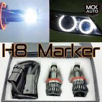 BMW Angel Eyes H8 80W CREE LED Marker Halo Light E82 E90 E92 E60 E61 E63 E89 X6