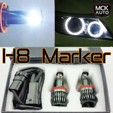 BMW Angel Eyes H8 80 W CREE LED LUCE MARCATORE Halo E82 E90 E92 E60 E61 E63 E89 X6