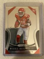 MECOLE HARDMAN JR. - 2019 Panini Prizm Football Base Rookie RC #345
