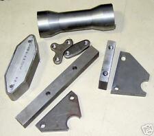 Billet Steel Rigid Chopper Frame Builders Parts Kit