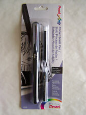 Pocket Brush Pen 1 pen/2 refill per package Pentel GFKP3BPA