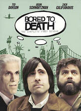 Bored to Death: The Complete First Season (DVD, 2010, 2-Disc Set)