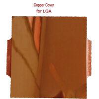 Ihs CPU Copper Cover for LGA 115X i5 i7 3770K 4770K 4790K 6700K 7700K 8700K Case