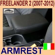 LANDROVER FREELANDER 2 -armrest with large storage -High QUALITY-made in Italy-@