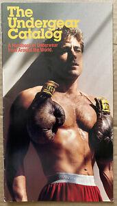 Undergear Catalog - 1987 Issue - Gay Interest