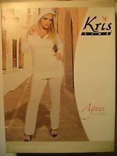 Kris Line Homewear - Tunika und Hose - Gr. S - Serie Agnes - Viskose - NEU!!!