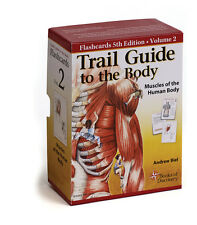 Trail Guide Anatomy & Palpation Flash Card Pack V2 Muscles - 5th Edition