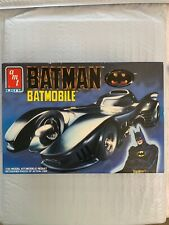 AMT / ERTL Batman Batmobile 1989 Model Kit 1:25 Scale - NEW Opened