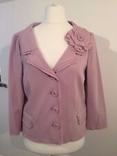 Moschino Cheap and Chic Pink jacket size large