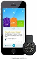 Jawbone UP MOVE Wireless Clip On Activity Sleep Tracker  - Black Burst