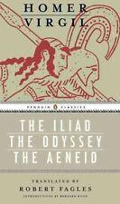 Iliad, Odyssey, and Aeneid Box Set by Virgil, Homer (Mixed media product, 2009)
