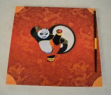 Kung Fu Panda Dreamworks Graphic Arts Animation Treatment Book 2008 2 DVDS