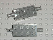2 x LEGO DkStone Wheels holder 30157 / Set 4758 7683 10179 7630 7675 7251 7680..
