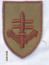 Special Boat Service, SBS, BERET BADGE, PARATROOPERS, Brown/Khaki