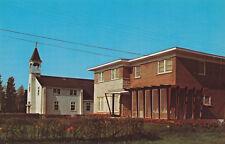 Église POINTE-CALUMET Comté Deux-Montagnes Quebec Canada Beauchamp Postcard