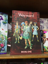 Wayward Book 1: Deluxe Kindle & comiXology  by Jim Zub  (Author), Steve Cummings