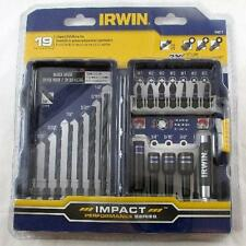 19 Piece Impact Series Drill/Drive Set - IRWIN Tools - 1840316