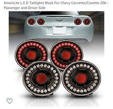 Amerlite LED Tail Lights For C6 Corvette (4)