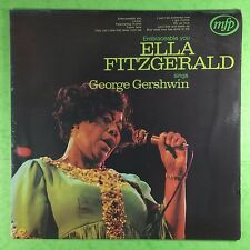 Embrace You - Ella Fitzgerald Sings George Gershwin - MFP-5222 Stereo Ex