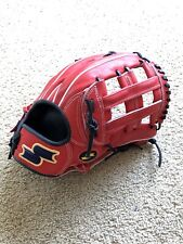 """USED SSK 12.75"""" Erito Baseball Glove Ronald Acuna's Model Outdiled"""