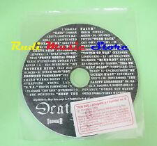 CD THUNDER N.6 DEATH BONE compilation PROMO 1995 SENTENCED NEVERMORE SAMAEL(03*)