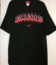 Men's REEBOK ATL Falcons Black T-Shirt. New without tags. Excel Price!!!