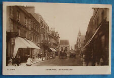 KINGSWAY RP Postcard POSTED 1916 CORNHILL DORCHESTER DORSET