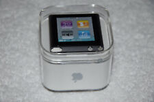 Apple iPod Nano 6th Generation Graphite 8GB MC688LL/A MP3 Player Collectible New