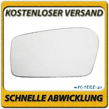 Außenspiegel Spiegelglas für CITROEN EVASION 1994-2002 links Fahrerseite konvex