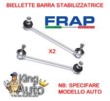 BIELLETTE BARRA STABILIZZATRICE FIAT BRAVO STILO LANCIA DELTA 1.6 1.9 MULTIJET