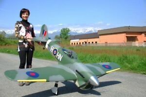 1/5 Scale Hawker Typhoon  Giant Scale RC AIrplane Printed Plans & Templates