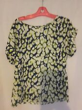 I.d.s. ladies top BNWT size 6 loose fitting multi coloured