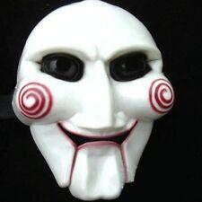 SAW MASKE Jig Saw Killer Halloween Fasching Kostüm Vendetta Party Karneval NEU