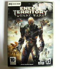 QUAKE Wars Enemy Territory jeu pour PC, VF - Game for PC, French version