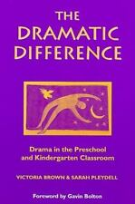 The Dramatic Difference: Drama in the Preschool and Kindergarten Classroom