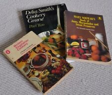 Vintage Delia Smith's Cookery Course Part 2, Vegetarian, Jams And Preserves