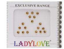 Bijou de peau Bindi Bollywood auto adhesif Top qualité Premium Inde A4-1