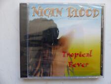 NICAN BLOOD Tropical fever CDS 7364 SD 30   REGGAE CD ALBUM