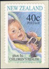 New Zealand 1996 Child Safety/Children's Health Fund/Welfare 1v s/a (n31011)