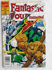 Fantastic Four Unlimited #1 (Mar 1993, Marvel) Vol #1 Nm