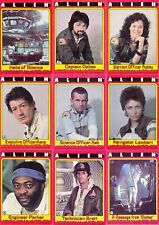 Alien the Movie - Trading Card / Sticker Set (84/22) - 1979 Topps - NM