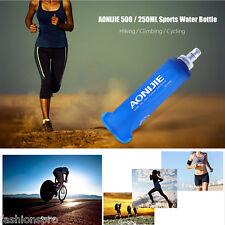 AONIJIE 500/250ML Botella Bidón Hervidor 500 ML para viaje Deportivo
