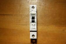 SIEMENS 5SX21 C4. 230/400V MCB. AS Q 92 183. 3 OFF